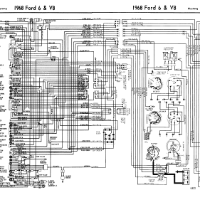 68mustang_wiring_guide1 Radio Wiring Diagram For Mustang on headlight switch, fender pawn shop,