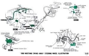1968 Mustang Vacuum Diagrams | Evolving Software
