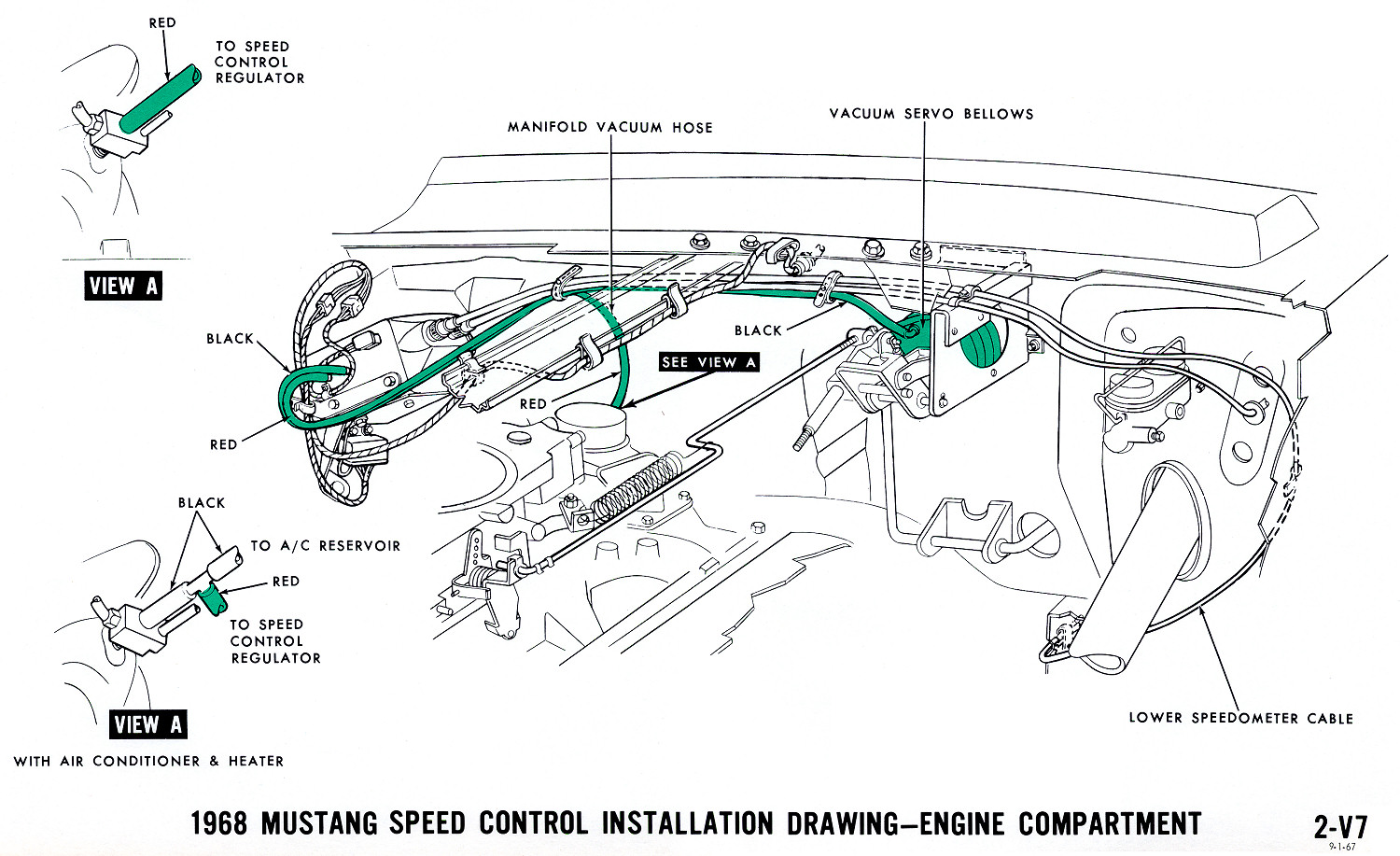 2000 Ford Mustang Fuel System Diagram