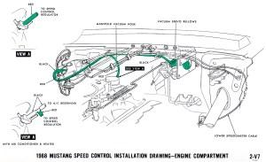 1968 Mustang Vacuum Diagrams | Evolving Software