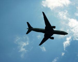 Plane Flying Overhead - Avoiding Delays By Being Proactive