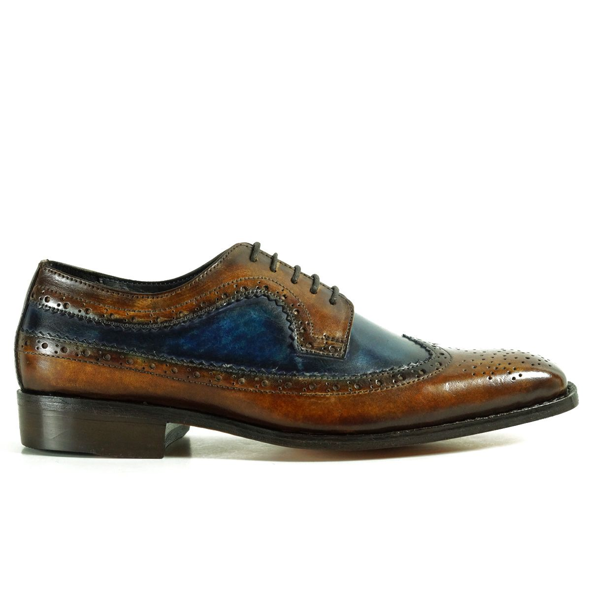 4efa3d95ca Peter-Hunt-Derby-Brogue-Brown