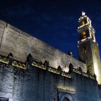 The Catedral de San Ildefonso, Mérida