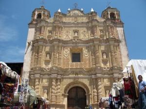 Templo y Ex-Convento de Santo Domingo de Guzmán
