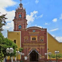 Three Beautiful Churches Near Cholula