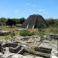 The Ruins at Mayapan