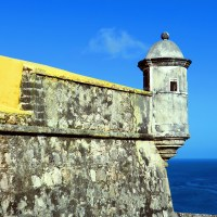 The Two Forts of Campeche