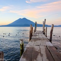 Ten Photos of Lake Atitlan