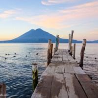 Ten Photos of Lake Atitlan