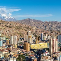 Photos from La Paz