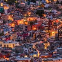 Dawn in Guanajuato