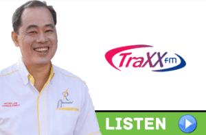 Peter Lee on TrxxFM
