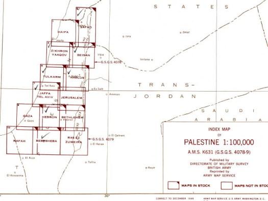 PALESTINE, 1946
