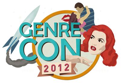 GenreCon Logo