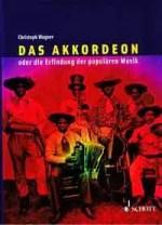 """Buch-Cover """"Das Akkordeon"""" von Christoph Wagner"""
