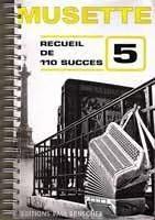 "Notenbuch-Cover ""Musette_success"""