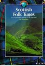 "Notenbuch-Cover ""Scottish Folk Tunes"""
