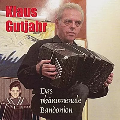 CD Cover Klaus Gutjahr