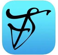 """Das Logo der App """"ForScore"""" für iOS"""