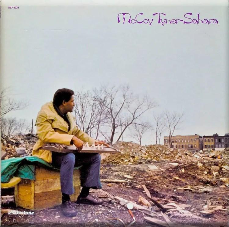 Das Album Sahara von McCoy Tyner