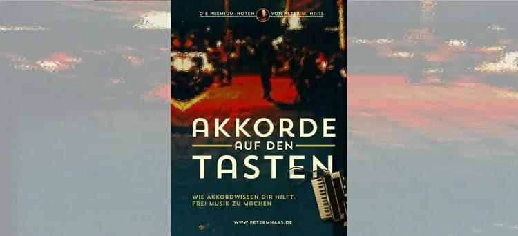 Improvisation und Akkorde – neues Stück zum Download, neues Buch, Workshops und Konzert
