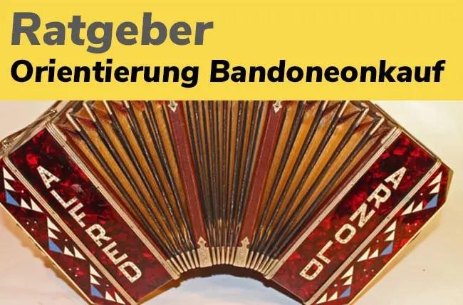 Ratgeber Bandoneon von Peter M haas