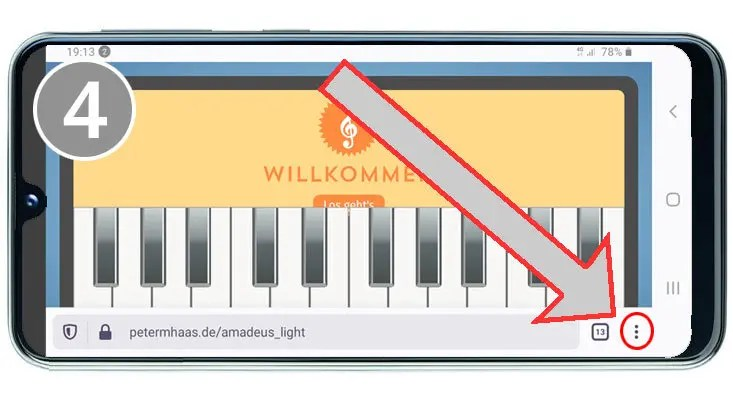 Ear-Trainer-Keyboard-AMADEUS-auf-dem-Smartphone-ANDROID-4