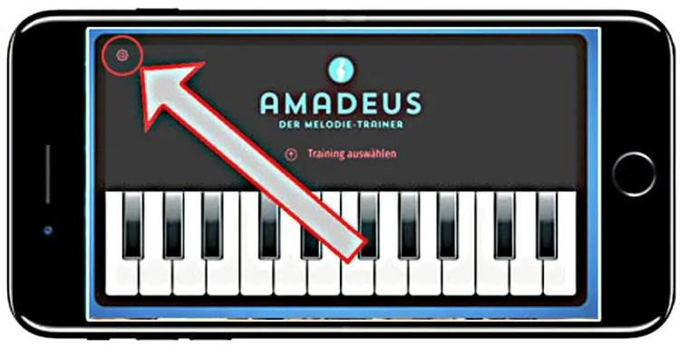 Ear-Trainer-Keyboard-AMADEUS-auf-dem-Smartphone-Einstellungen