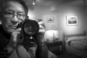 Peter Miller self portrait