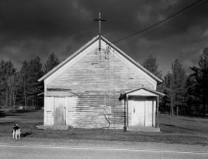 Church in Eden, Vermont
