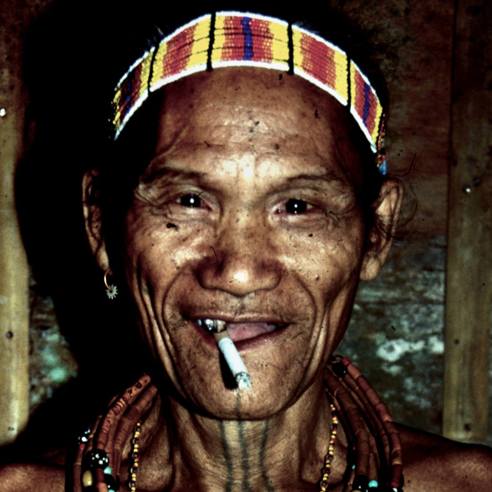 Mentawi Chief
