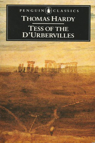 Tess of the D'Uberville by Thomas Hardy