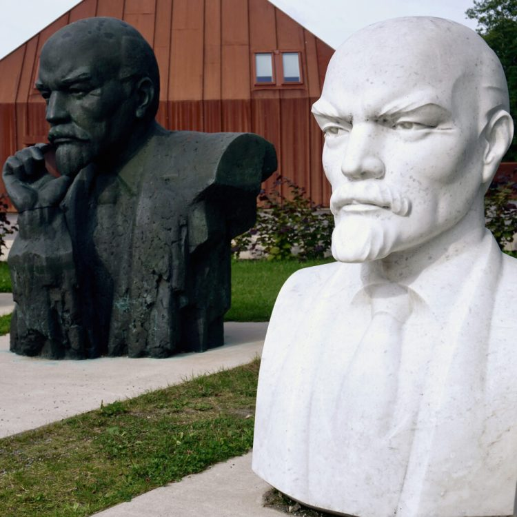 A pair of Vladimirs
