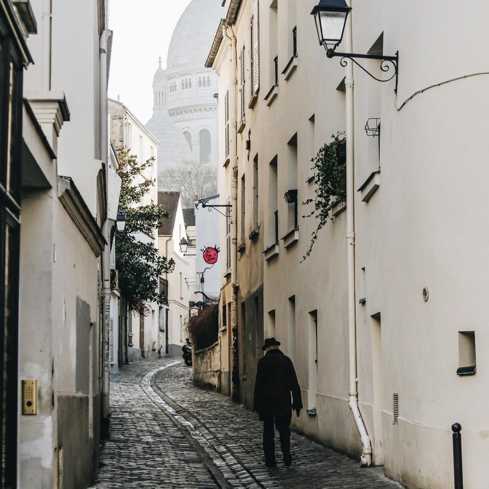 Walking the streets of Paris (Giuseppe Mondi/Unsplash)