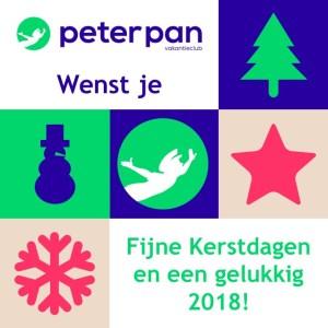 We wensen je fijne feestdagen!