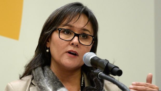 Aglukkaq at UN Summit Sept 2014 Sean Kilpatrick CP cda-un-20140923