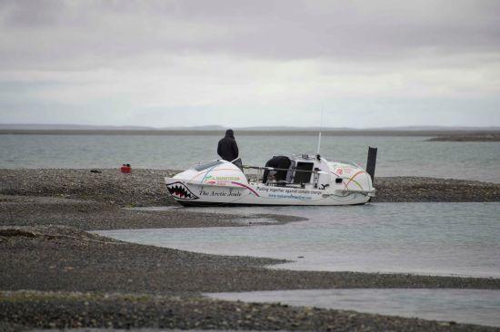 Arctic Joule at Lee Beach