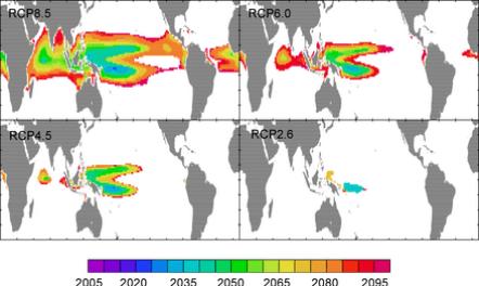 Fig 6 Dueri et al Global Change Biol 2014 skipjack