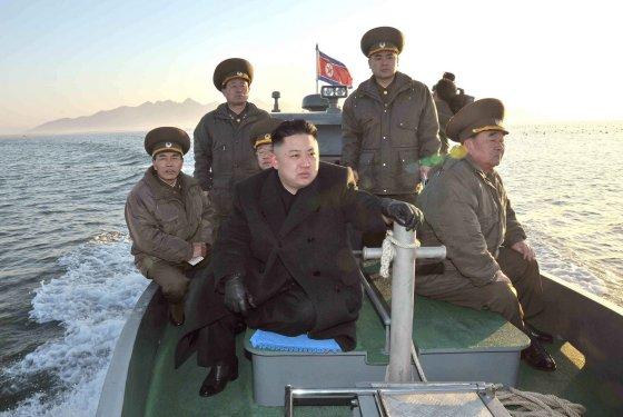 Kim Jong Un NYMAG
