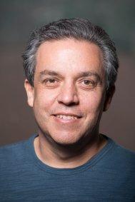 Peter Saltzman, headshot