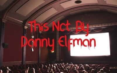 08/01/2020: Not by Danny Elfman