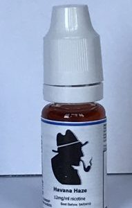 havana haze eliquid from petersham pipes