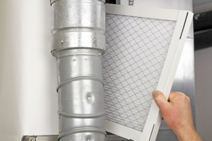 Home Air Filter Replacement
