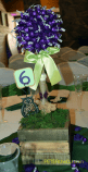 Table number / Centerpiece