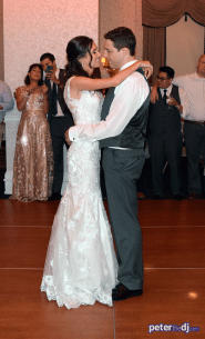 First Dance: Natalie and Matt's wedding at Genesee Grande, Syracuse, NY