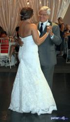 Kara & Jordan's wedding reception at SKY Armory, Syracuse, NY.