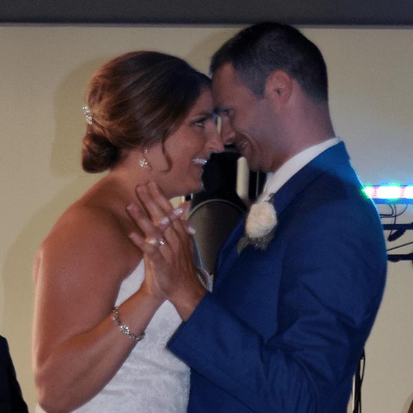 Wedding: Kara and Jordan at SKY Armory, Syracuse, 8/4/18