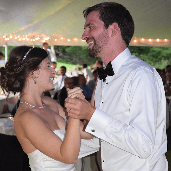 Wedding: Christina and Philipp at Benn Conger Inn, Groton, 8/25/18