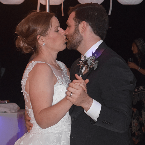 Wedding: Rachel and Kevin in Litchfield, 9/8/18