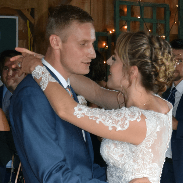 Wedding: Amber and Nate at Our Farm, Cazenovia, 9/22/18